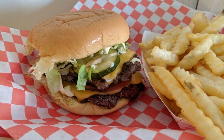 Extra Burger