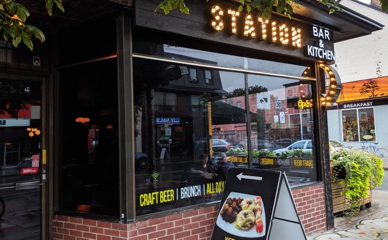 Station Bar & Kitchen