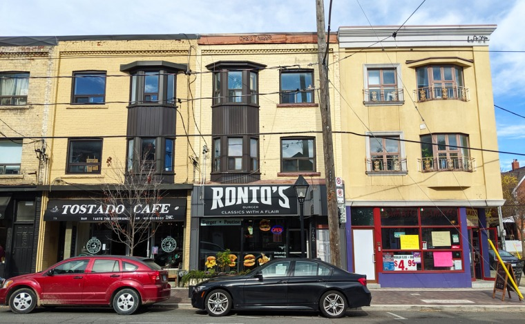 Ronto's Burger